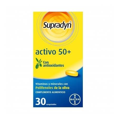 Supradyn® Vital 50+ Antioxidantes 30comp