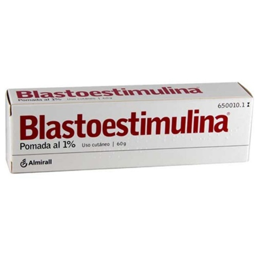 BLASTOESTIMULINA POMADA, 1 tubo de 60 g