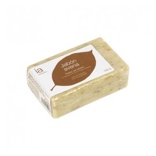 Interapothek jabon avena (100 g)