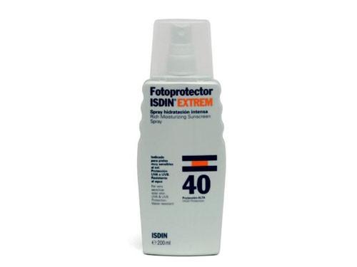 Fotoprotector isdin extrem spf-40 hidrat intensa