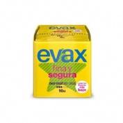 Compresas higienicas femeninas - evax fina y segura (normal 16 compresas)