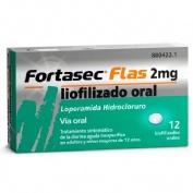 IMODIUM FLAS 2 mg LIOFILIZADO ORAL , 12 liofilizados