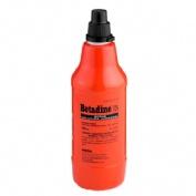 BETADINE  7,5% SCRUB SOLUCION JABONOSA, 1 frasco de 500 ml