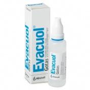 EVACUOL 7,5 mg/ml Gotas orales en solución , 1 frasco de 30 ml