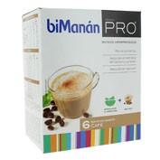 Bimanan metodo pro batido - hiperproteica e hipocalorica (cafe 6 batidos)