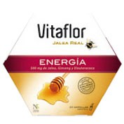 Vitaflor jalea real energia ampolla bebible (200 ml 20 amp)