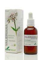 EXTRACTO DE VALERIANA SORIA NATURAL, 1 frasco de 50 ml