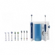 Oxyjet centro dental con cepillo dental - oral b professional care center oxyjet+3000