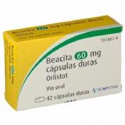 BEACITA 60 MG CAPSULAS DURAS , 42 cápsulas (Blister Al/PVC/PVDC)