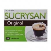 Sucrysan comp - aspartamo (300 comp)
