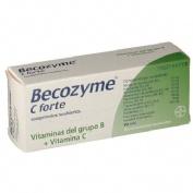 BECOZYME C FORTE, 30 comprimidos