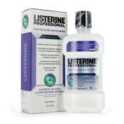 Listerine profesional proteccion anticaries (500 ml)