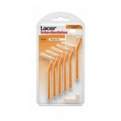 Lacer Interdental angular extrafino suave 6uds