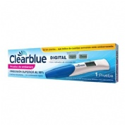 CLEARBLUE TEST EMBARAZO DIG 1U