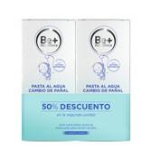 Be+ pediatrics pasta al agua cambio de pañal (duplo 75 ml 2 u (50%))
