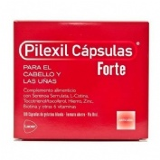 Pilexil capsulas forte cabello y uñas (100 capsulas)