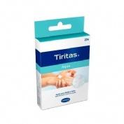Tiritas aqua - aposito adhesivo (3 tamaños 20 u)