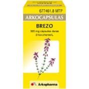 ARKOCAPSULAS BREZO 320 mg, CAPSULAS DURAS, 48 cápsulas