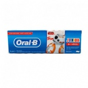 Oral-b stages 3 pasta dental infantil (4-8 años 75 ml)