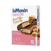 Bimanan barrita toffe (40 g /320 g 8 bar)