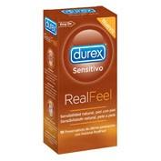 Preservativos durex real feel 10 u