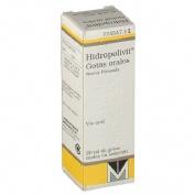 HIDROPOLIVIT GOTAS  ORALES EN SOLUCION , 1 frasco de 20 ml