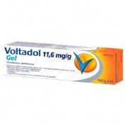 VOLTADOL 11,6 mg/g GEL 100 g GEL