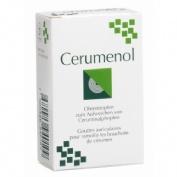 CERUMENOL 6,6 mg/ml GOTAS OTICAS EN SOLUCION , 1 frasco de 10ml