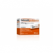 Gelocatil pediátrico 325 mg granulado , 12 sobres