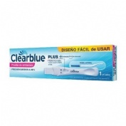 CLEARBLUE PLUS TEST EMBARAZO
