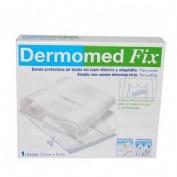 Dermomed fix - aposito adhesivo (banda 75 cm x 8 cm)