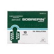 SOBREPIN AEROSOL, 10 ampollas de 3 ml
