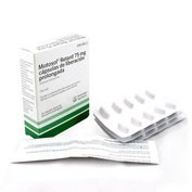 MOTOSOL RETARD 75 MG CAPSULAS DE LIBERACION PROLONGADA , 30 cápsulas