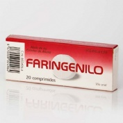FARINGENILO, 20 comprimidos