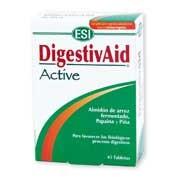 ESI DIGESTIVAID ACTIVE 45TABL.