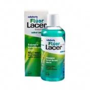 Lacer Fluor Diario Sabor Menta Colutorio 500 Ml