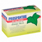 PROSPANTUS 35 MG JARABE , 21 sobres de 5 ml