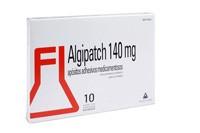 ALGIPATCH 140 mg APOSITOS ADHESIVOS MEDICAMENTOSOS, 10 apósitos
