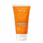 Avene Solar Crema Oil-free Spf 20 50 Ml