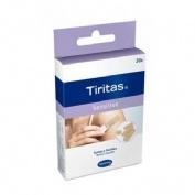 Tiritas soft - aposito adhesivo (20 unidades 4 tamaños)