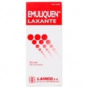 EMULIQUEN LAXANTE 478,26 mg/ml + 0,3 mg/ml EMULSION ORAL , 1 frasco de 230 ml